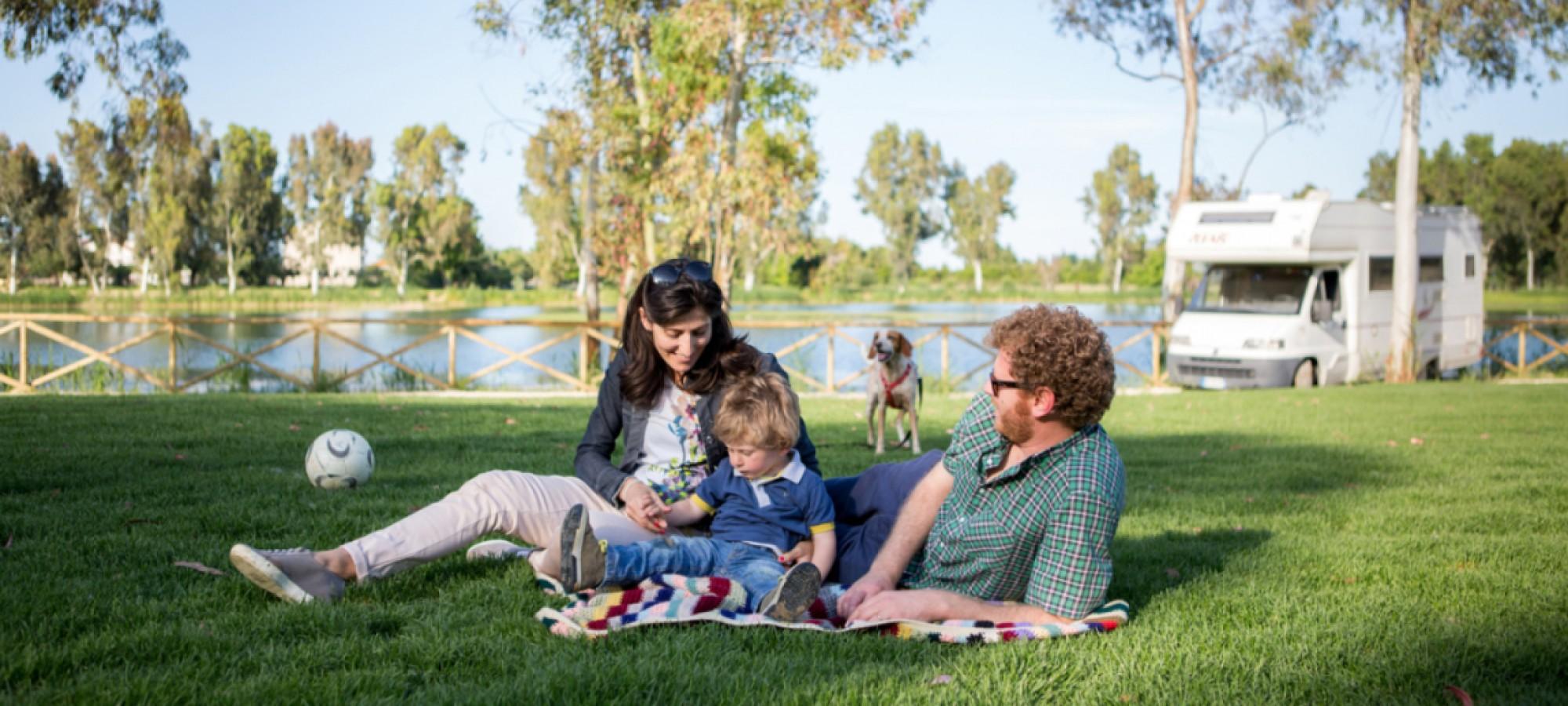 Il parco - Lago di Oz - Food & Soul