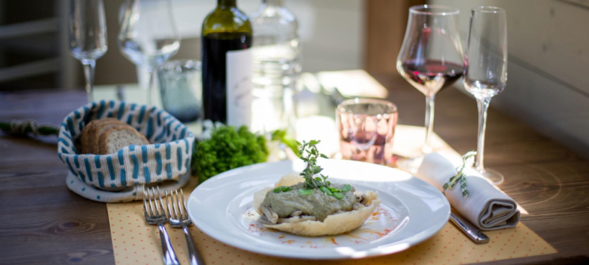 L'osteria sul lago- Lago di Oz - Food & Soul
