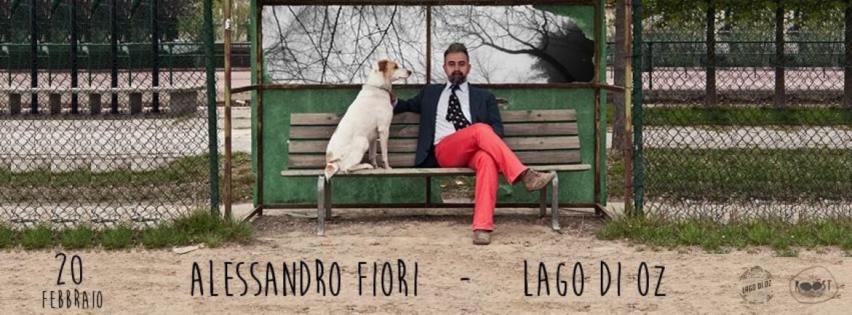 I Racconti del Cuscino parte II – si parte con Alessandro Fiori